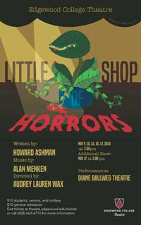 Little Shop of Horrors's Poster