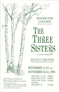 Three Sisters's Poster