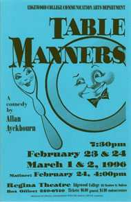 Table Manners's Poster