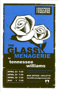 The Glass Menagerie's Poster
