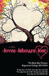 Love's Labour's Lost's Poster
