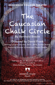 The Caucasian Chalk Circle's Poster