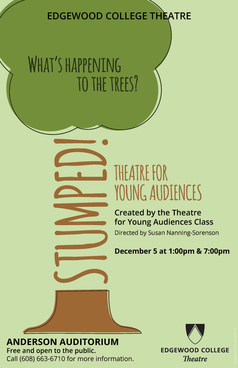 STUMPED! Theatre for Young Audiences's Poster