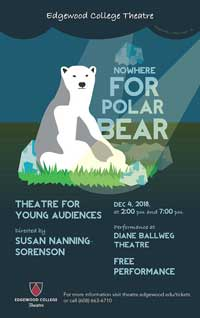 Nowhere For Polar Bear's Poster