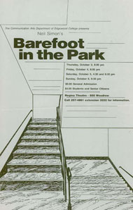 Barefoot in the Park's Poster