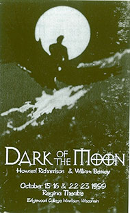 Dark of the Moon's Poster