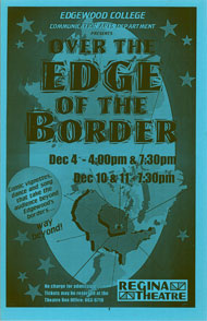 Over the Edge of the Border's Poster