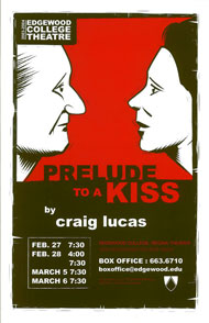 Prelude To A Kiss's Poster