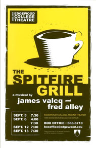 The Spitfire Grill's Poster