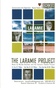 The Laramie Project's Poster