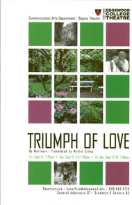 The Triumph of Love's Poster