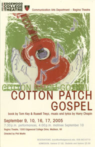 Cotton Patch Gospel's Poster