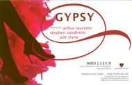 Gypsy's Poster