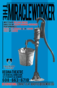 The Miracle Worker's Poster