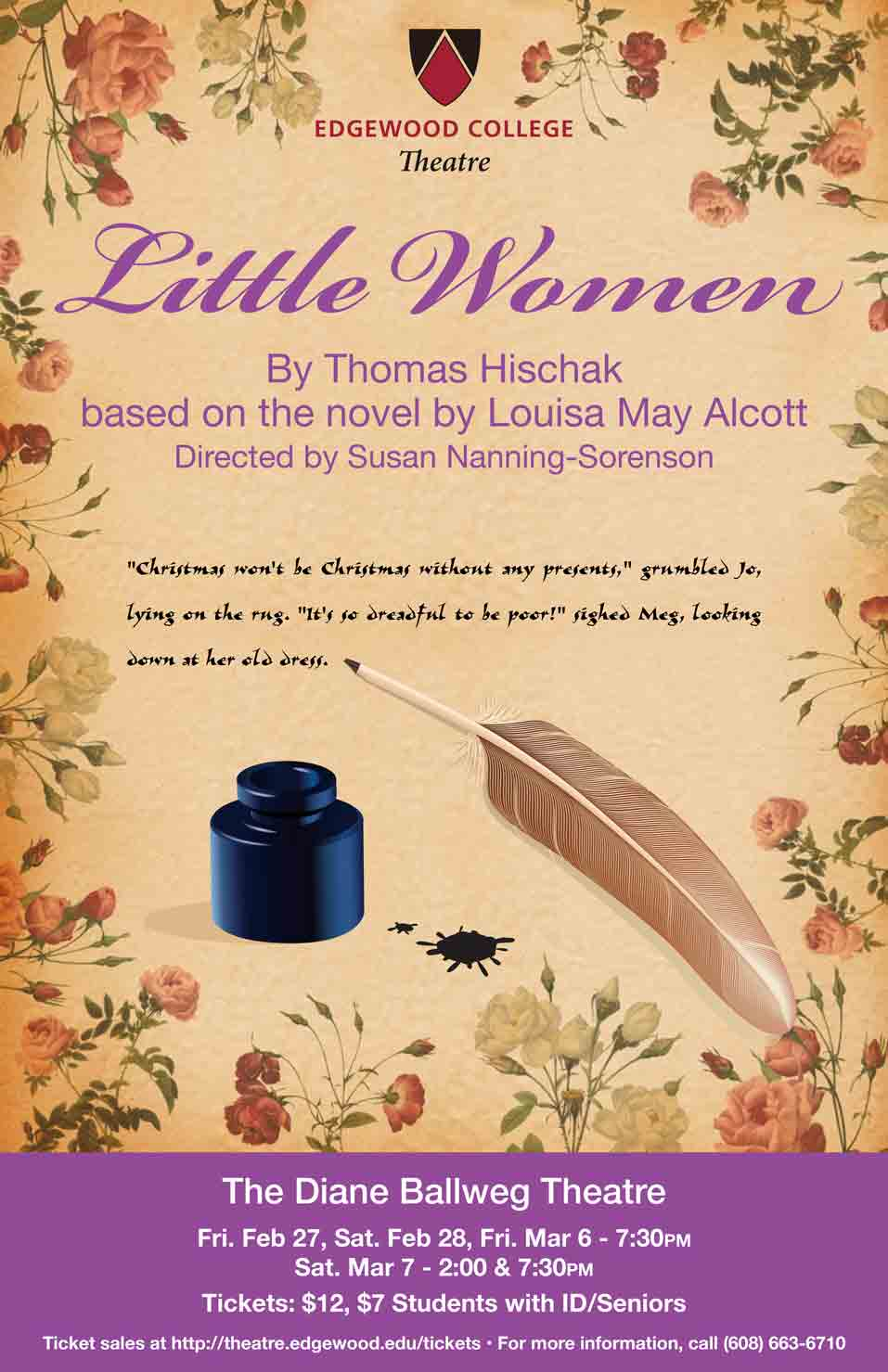 Little Women's Poster