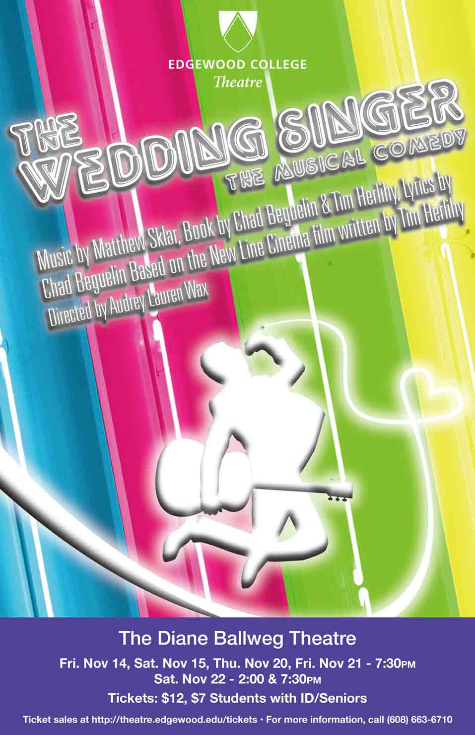 The Wedding Singer's Poster