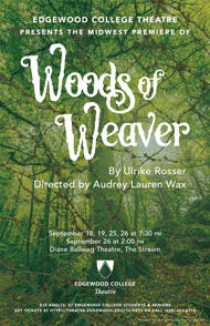 Woods of Weaver's Poster