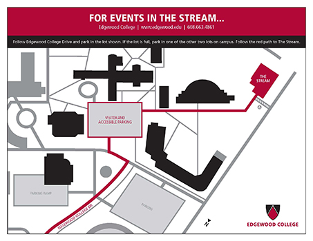 edgewood stream map