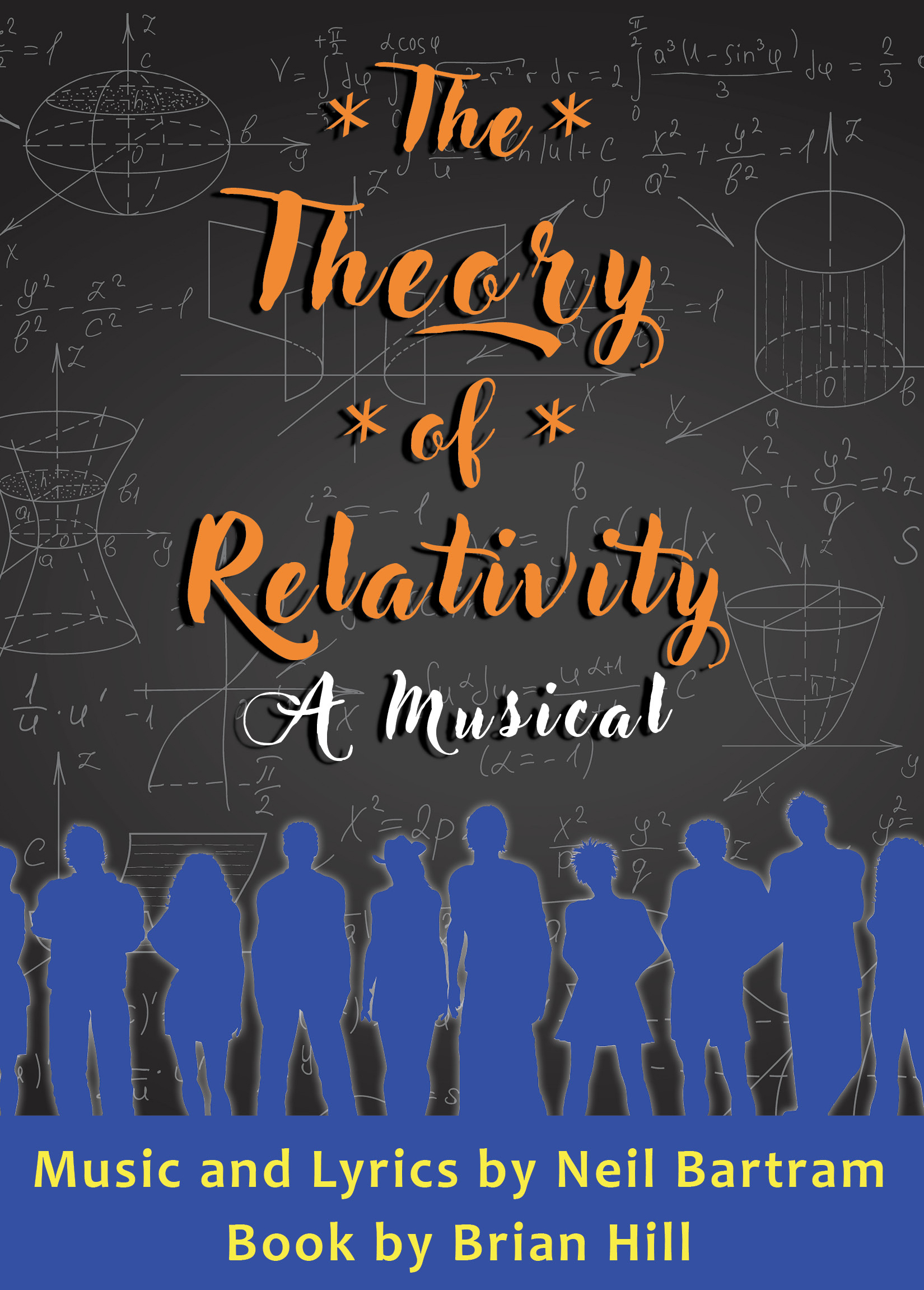 The Theory of Relativity poster